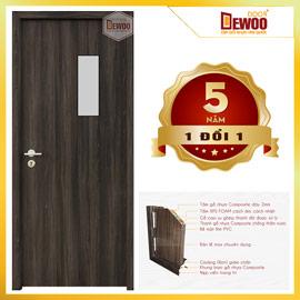 cửa gỗ nhựa ecowood mẫu 620