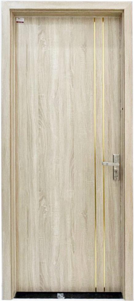 cửa gỗ nhựa composite mẫu 203 dewoo