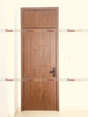 cửa gỗ nhựa composite theo kích thước phong thủy