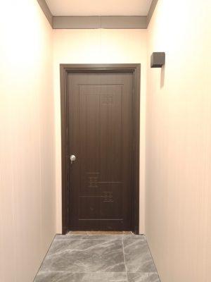 cửa nhựa giả gỗ cửa gỗ nhựa composite